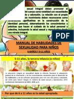 Sexualidad Niños 2014