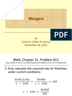 Presentation - Mergers (1)