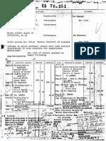 Lee v Macon - U.S. District Court, Northern District, Alabama Docket - April 1970 through August 1973