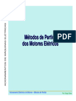 Métodos de Partida Dos Motores Elétricos