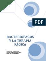 Bacteric3b3fagos y La Terapia Fc3a1gica