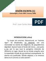 Expresión escrita , aspectos relevantes.pptx