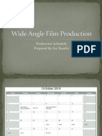 silver production schedule