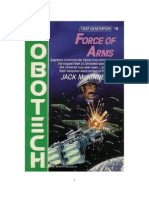 05 Saga Robotech La Fuerza de Las Armas Force of Arms