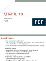CH09 - Intermediate Accounting