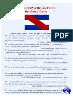 José Gervasio Artigas - Refranes y Frases