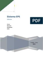 El Sistema EPS