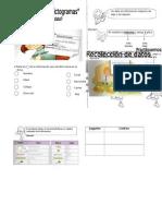 Datos, Tablas y Pictogramas
