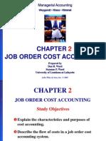 Ch02-Job Order Cost Acctg