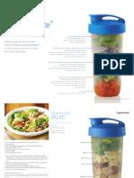 Tupperware Quick Shake Salad Recipes