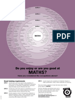 Do You Enjoy or Are You Good at Math - A4C