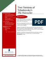 CSO Two Versions of Tchaikovsky's Nutcracker