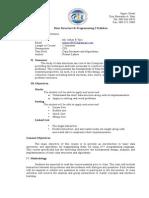 Data Structure & Programming 2
