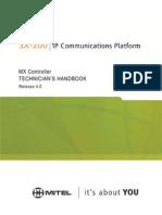 Technicians Handbook Mx