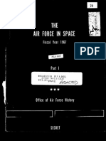The Air Force in Space