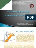 Presentación Toma de Desicion y Desarrollo de Equipo