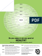 Do You Enjoy or Are You Good at Health - A4C