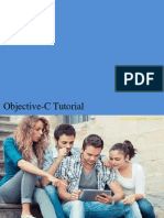 Tutorial OBJECTIVE C Programming