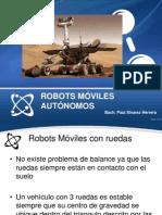 Robots Moviles Autonomos