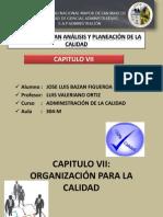 organizacion para la calidad