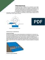 Hidráulicas o Hidroeléctricas