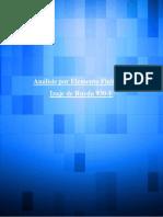 Analisis Izaje de Rueda 930-E