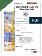 Red y Plan Vial de La Provincia de San Ignacio