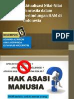 Perlindungan HAM Di Indonesia