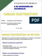 Dorado Anodizado UNIDAD II (Clase 03 2011) Copia