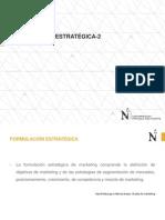 Semana06 Formulación Estratégica.2