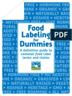 Food Labelling for Dummies Screen v9 041013