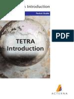 TETRA Introduction