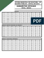 Prova - 024 Gabo Medio-Definitivo FISCAL DE OBRAS - CETREDE
