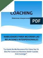 COACHING - Relaciones Interpersonales
