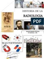 Historia de La Radiologia, Expo.