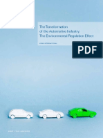 Transformation Automotive Industry