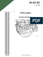 SCANIA 9 Liter Engine Function Description
