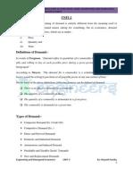 UNIT-2Engineering and Managerial Economics UPTU GBTU MTU Btech v Sem