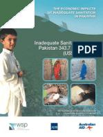 sistem pengolahan limbah di pakistan