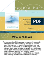 Chapter Four (Cultural Dynami