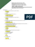 Ulangan Harian Tema 5 Sub Tema 1.docx