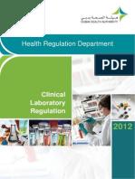 Clinical Laboratory Regulation