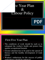 29295871 Five Year Plan Wage Policy (1)