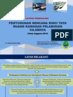 RRTR Pelabuhan Cilamaya