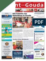 De Krant Van Gouda, 27 November 2014