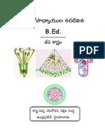 Biology B.ed.