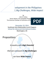 SAIS JDF Presentation Wednesday Lunch Series 11.19.14