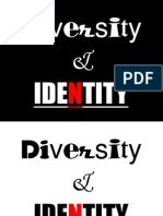 Diversity and Unity