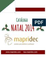 Catálogo Natal 2014
