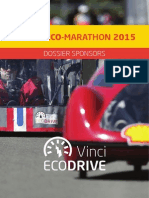 VinciEcoDrive - Dossier Sponsors 2015 - Shell Eco-Marathon